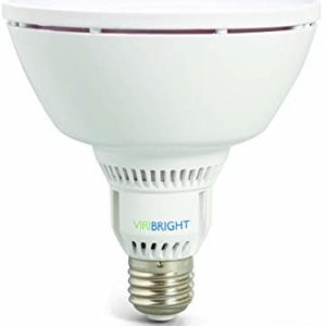 VIRIBRIGHT LED IP55 PAR-38 Lampe Birne 15W