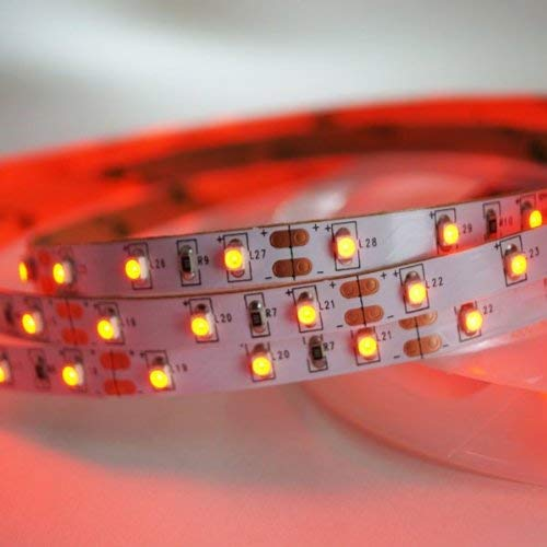 MAILUX LED Flex Band Rot