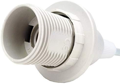 MAILUX E14 E27 -Lampenfassung mit Kabel