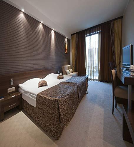 Illustration eines Schlafzimmers